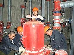 南京消防泵及电动机维修