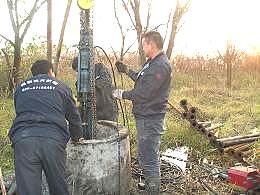 南京深井泵维修安装