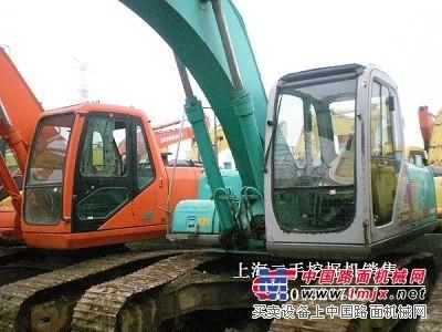 海南二手挖掘机市场-价格-神钢200-6E