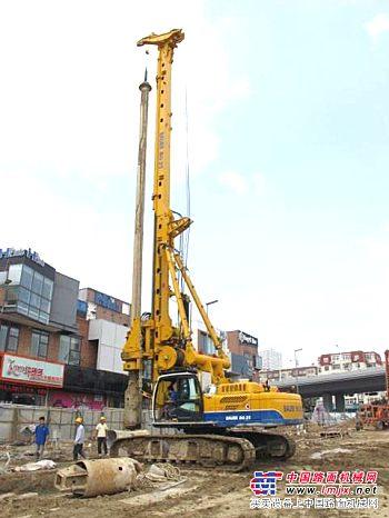 专业维修旋挖钻机