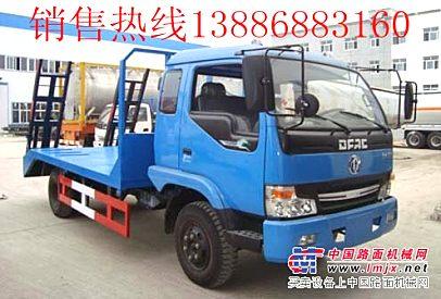 拉工程机械专用车东风劲卡运输车专营13886883160