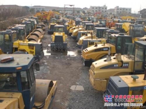 供应武汉二手压路机15800839606二手装载机