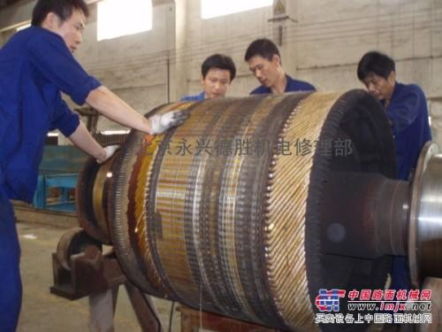 北京水泵维修 电机维修 风机维修