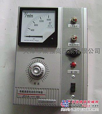 供应调速控制器--高压注浆泵配件GZB-40C