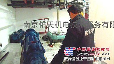 南京卧式多级泵安装维修