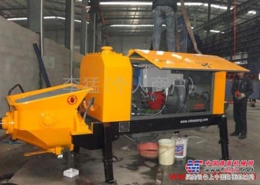 负责输送泵(电泵,柴油泵,车载泵等)的专业维修和租赁
