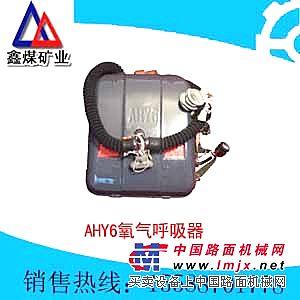 供应AHY6氧气呼吸器