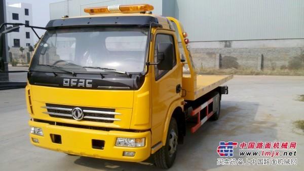 天津哪里买平板拖车,清障车,平板运输车。