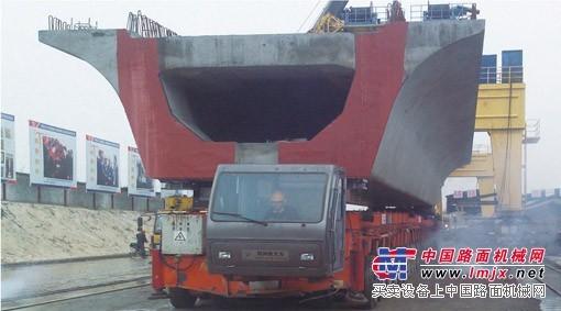 DCY550运梁车