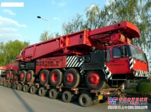 专业吊装桥梁运输桥梁大型吊机出租8吨300吨500吨