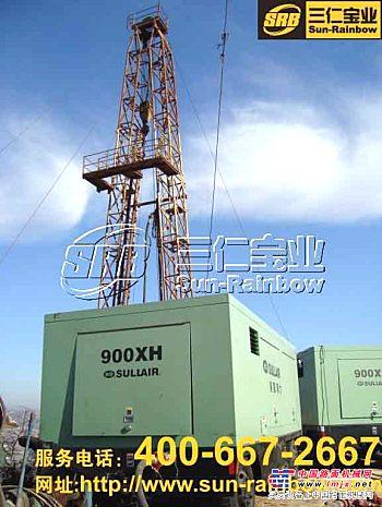 西北专业的空气钻井设备空压机