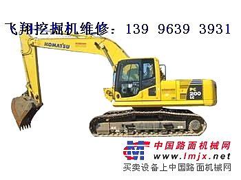 重庆挖掘机维修 修理小松挖掘机速度慢