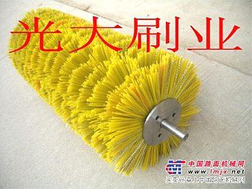 黑龙江加工销售扫雪机毛刷除雪机毛刷盘