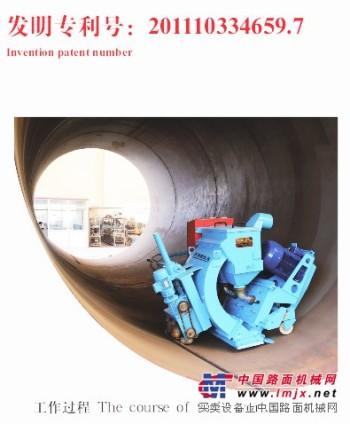 供应低温压力容器抛丸机天津厂家