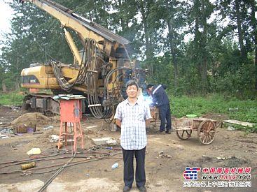 维修改造旋挖钻机