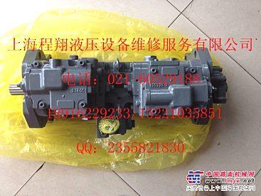 维修川崎柱塞泵K3V112DT155R-9N09