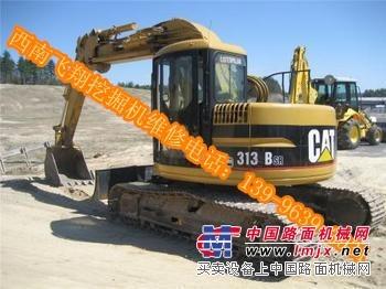 挖掘机维修分厂修理绵阳三台县卡特挖机液压油温高
