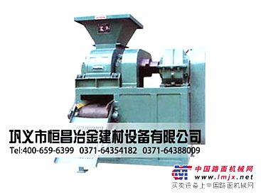 科技创新冀州脱硫石膏压球机很给力的好设备gh