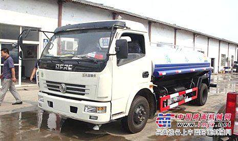 东风洒水车5吨︱7吨︱厂区洒水车