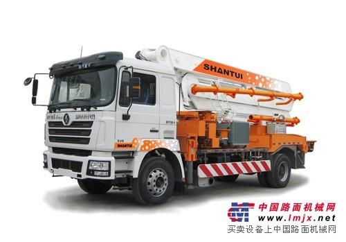 湖北武汉中南大量山推泵车(37-62米)出租