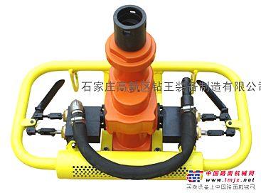 石家庄ZQSJ-90/2.4架柱支撑手持式钻机