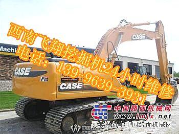 重庆神钢挖掘机维修厂-SK330-8挖掘机水温高