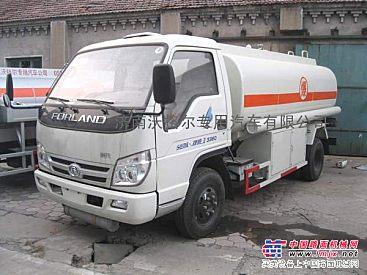 供应济南哪里有卖5吨流动加油车,油罐车,洒水车厂家订做