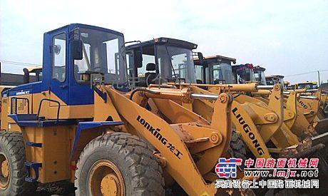 供应二手龙工30装载机—二手加长臂装载机