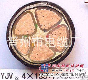 供应NHYJV22 耐火铠装电力电缆