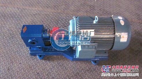 供应VYB增压燃油泵,点火泵,重油泵,渣油泵,VYB1-12