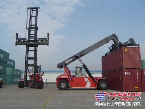 KALMAR正面吊堆高机整机配件