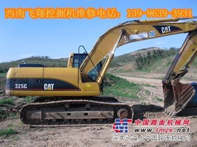 汉滨卡特365CLME挖掘机向右反转异常