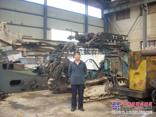 维修改造水平定向钻机、旋挖钻机、多功能钻机等