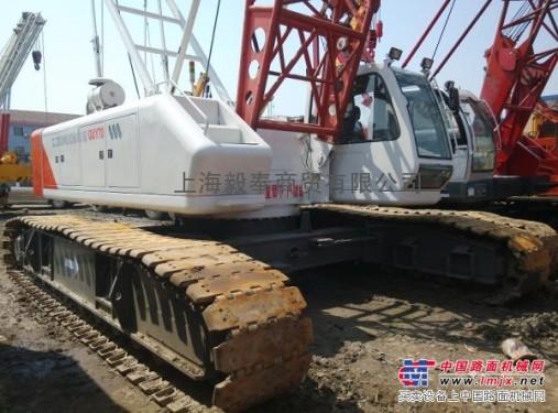 08年70吨二手强夯机仙坤机械