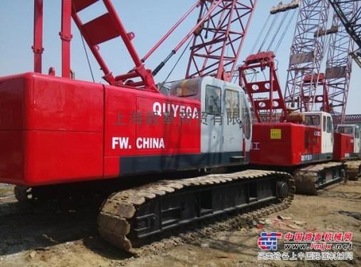 个人50吨二手强夯机处理仙坤机械