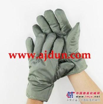 耐300度高温手套27cm 无尘室耐高温手套,隔热防静电手套