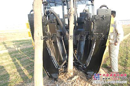 供应全自动挖树机