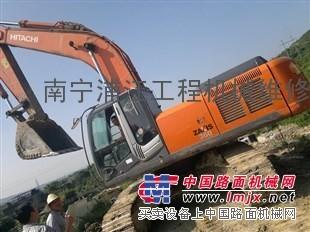 广西地区挖掘机动作慢、无力维修13883997117