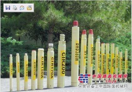 供应DHD360冲击器KQG150潜孔钻机配件