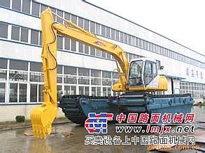 全国企业·湖北江南水利水陆两用挖掘机,水陆挖掘机