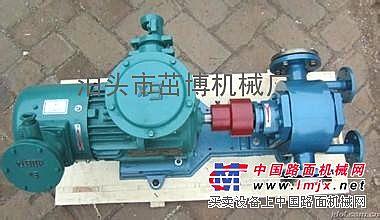 供应铸钢沥青泵,保温齿轮泵,夹套齿轮泵,保温沥青泵