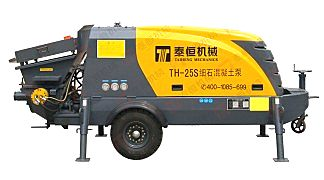 南京细石混凝土泵租赁