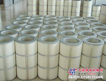 供应喷粉室粉末回收滤芯