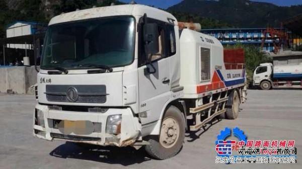 【中国二手泵车联盟】中联30.18.195车载泵