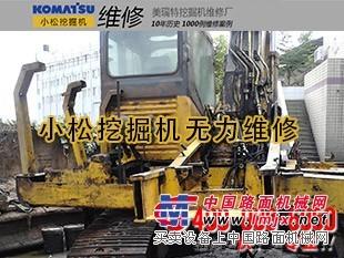 云南昆明小松PC400-6挖掘机行走回转无力