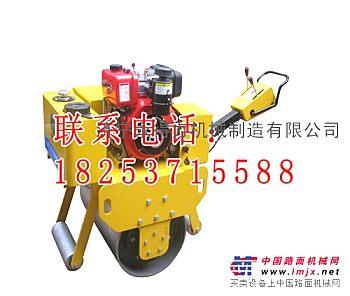小型大单轮柴油压路机手扶振动压路机压路机