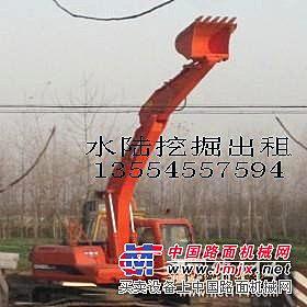 出租湿地挖掘机,水陆两用挖掘机,水陆挖掘机