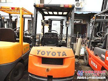 江苏二手电动叉车供应价格二手3吨丰田叉车二手前移式叉车