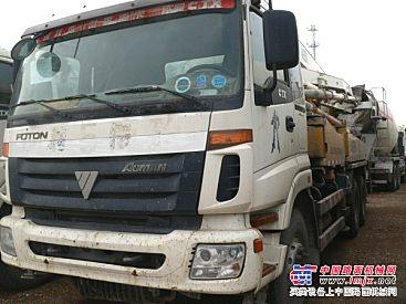 福田雷萨数十台37m、45m、48m二手泵车待售,车况良好!