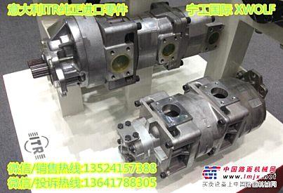 小松D575推土机串联泵 三联泵